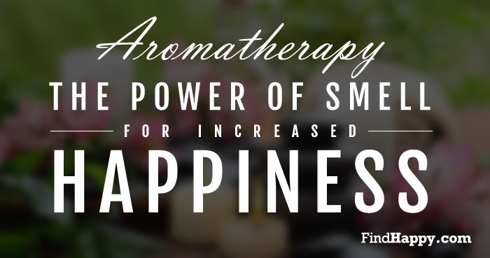 aromatherapy-for-happiness